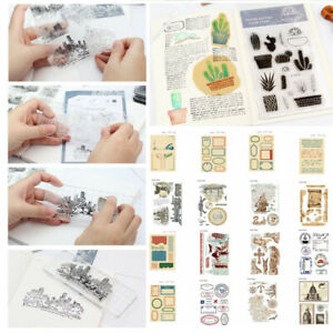 Die-Card-Album-Decor-Cutting-Scrapbooking-DIY-Rubber-Stamp-Sets-SiliconeTemplate