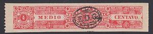 MEXICO, 1885. Revenue Guerrero Tobacco GU2c, Mint -