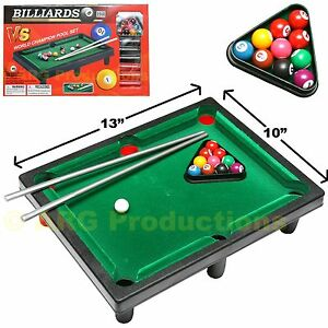 Good Image Is Loading TOP TABLE POOL BILLIARD TOY GAME BOARD GAMES