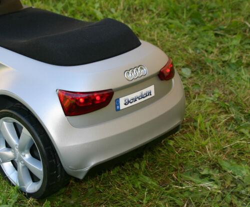 2 Wunschkennzeichen für Audi Junior Quattro Kfz Kennzeichen Nummernschild