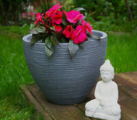 Blumenkübel Blumentopf Pflanzeinsatz Aus Kunststoff Ø 40cm Verschiedene Höhen