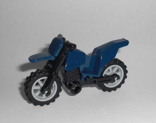 Motorbike Motorcycle Moto Cross Minifig Figur LEGO City Motorrad Dirt Bike