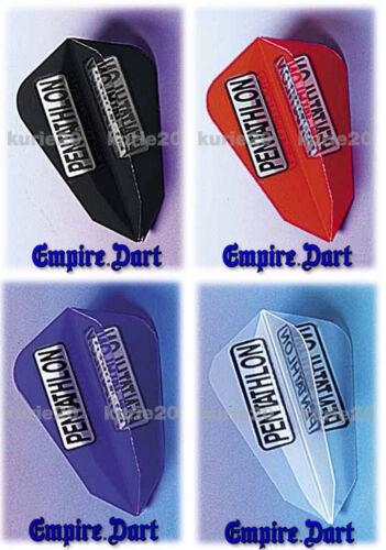 Empire Dart Flights Flys Lantern 4 verschiedene Farben Polyester Pentathlon