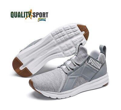 Puma Enzo KNIT NM Beige Scarpe Uomo Shoes Sportive Sneakers 191635 06 2019 | eBay
