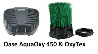 OASE 50041 AquaOxy 450 POND AIR INJECTION PUMP New