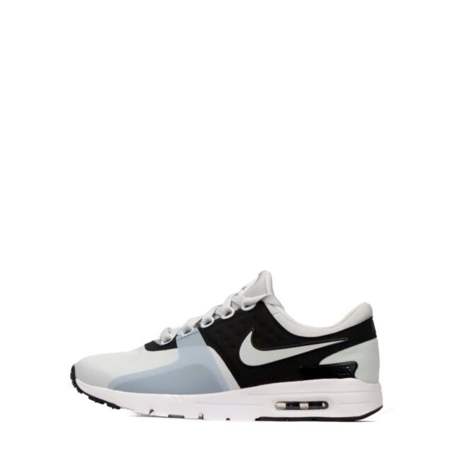 sports shoes e167c 83762 Nike Air Max Zero Women s Shoes Pure Platinum