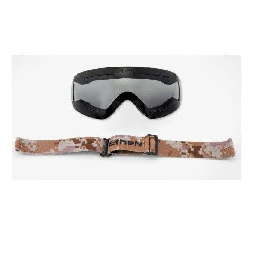 MASK  MASK MILITARY SMOKE LENSES LENS ETHEN MILLEOPARD03F  100% brand new with original quality