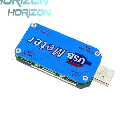 UM25 24//C UM25//24 USB2.0 Type-C Color LCD Tester Voltage Current Meter Voltmeter