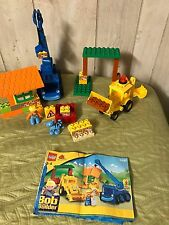 LEGO DUPLO 3297 Scoop And Lofty at the Building Yard with Bob the Builder