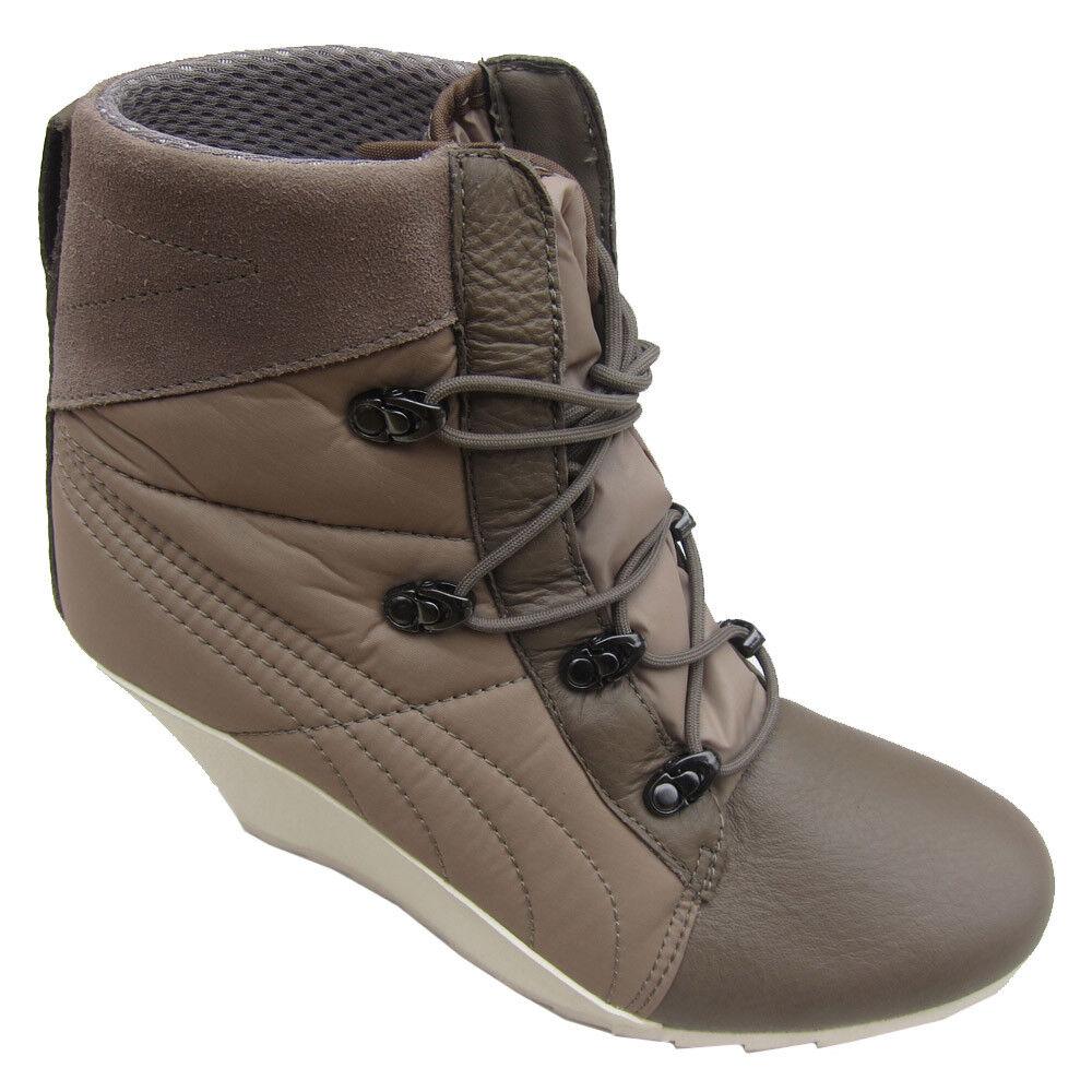 puma girls boots