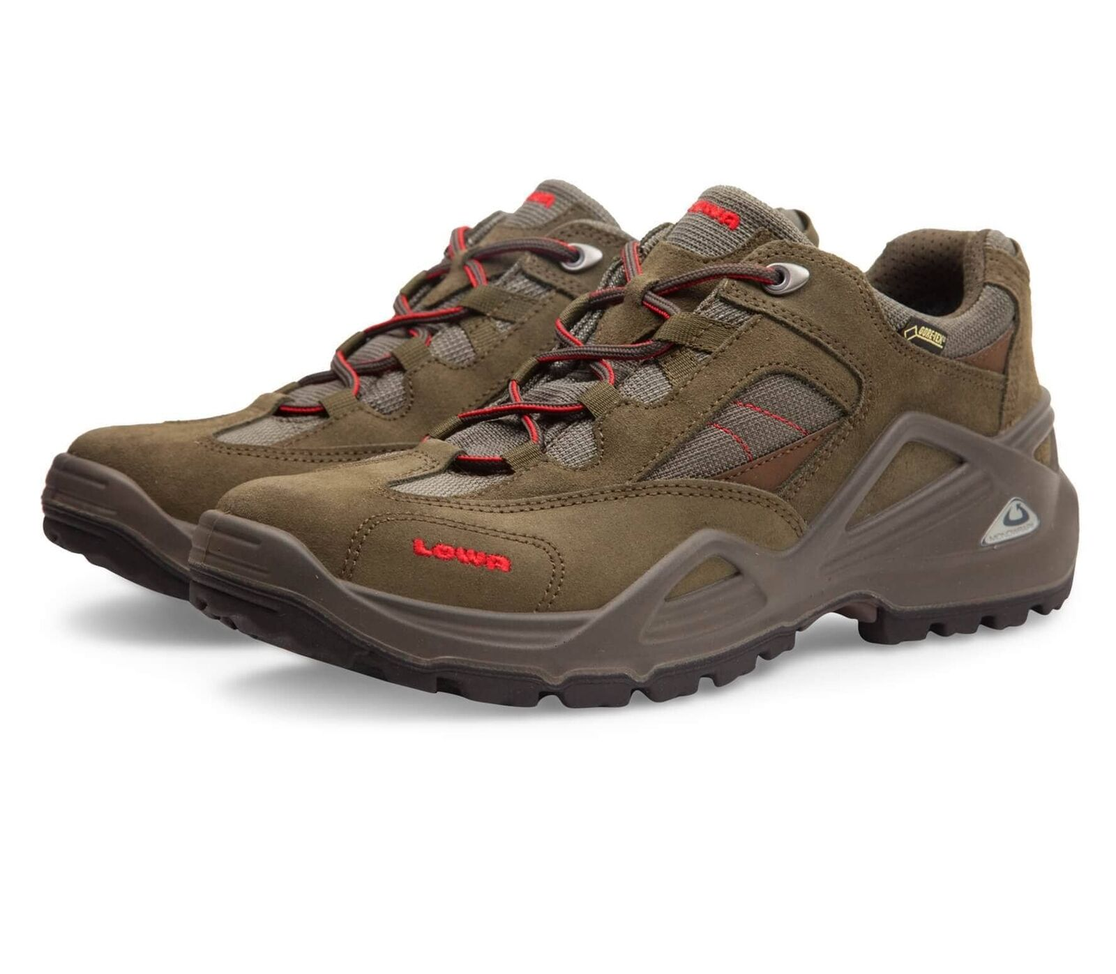 d37faff65fdc Lowa Mens Sirkos Gore-TEX Gore-TEX Gore-TEX Hiking shoes 80b668 ...