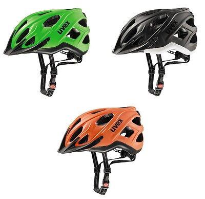 Capace Uvex Radhelm Casco Bicicletta City S Inlineskate Bicicletta Da Corsa Mountain Bike Bicicletta-