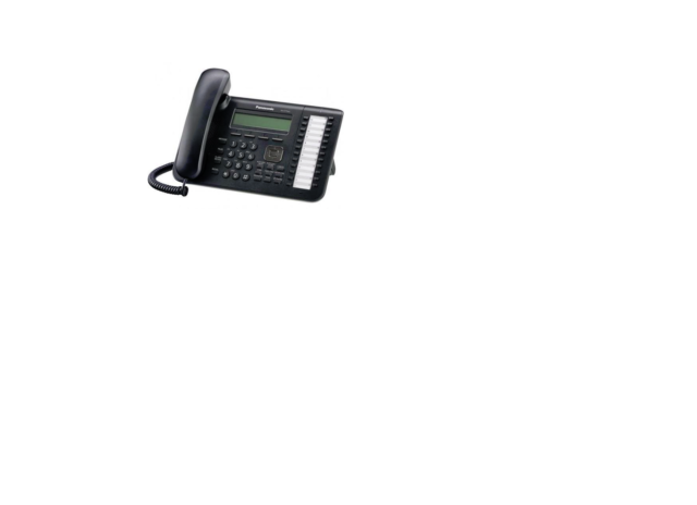 Business Phone Sets & Handsets PANASONIC KX-DT543 DIGITAL DISPLAY ...