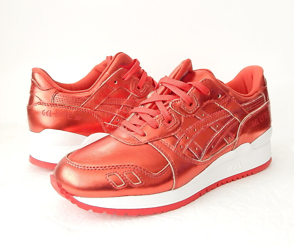 Asics Gel Lyte III gran mujer retro running zapato comodo gran III descuento 8c15c1