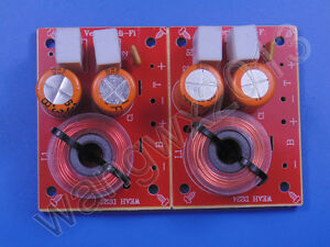 2PCS-2-Way-2-Unit-Audio-Speaker-Crossover-Filters-Hi-Fi-Stereo-Frequency-Divider