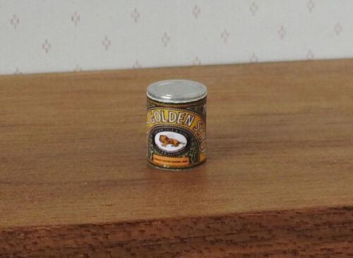 Casa De Bonecas Em Miniatura Escala 1//12th Golden syrup