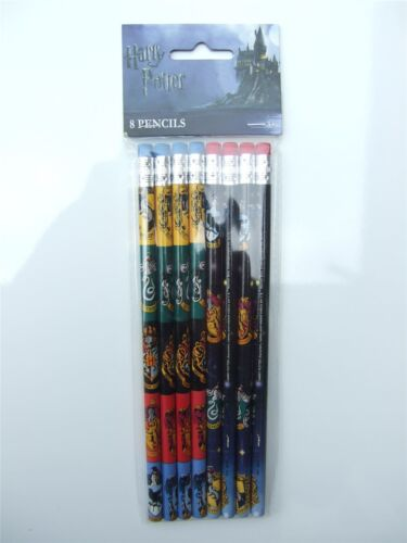 8 x Harry Potter Pencils for party bags