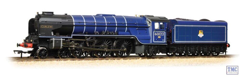 32-561 Bachuomon OO Gauge classe A1 60122 Curlew BR Express blu Riveted Tender