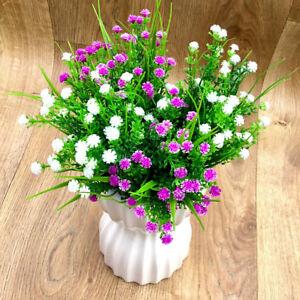 Plastic-Flower-Fake-false-Plants-Fine-Grass-Plastic-Artificial-Eucalyptus-G9A