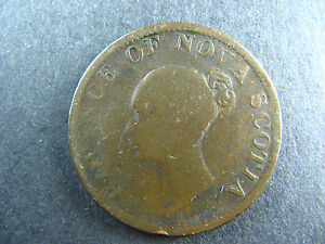 NS-1E4-Halfpenny-token-1840-Small-0-Canada-Nova-Scotia-Breton-874