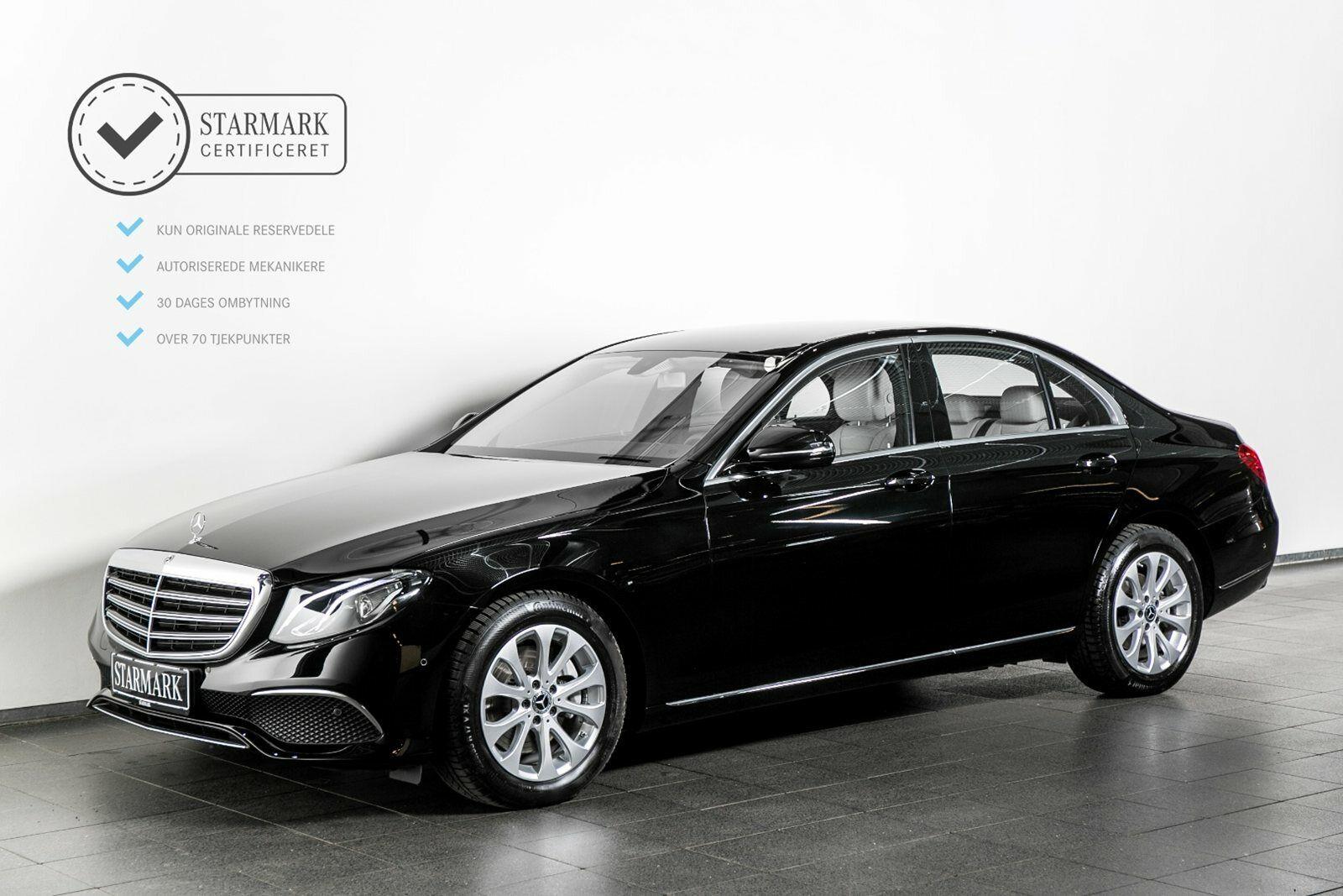 Mercedes E300 d 2,0 Exclusive aut. 4d