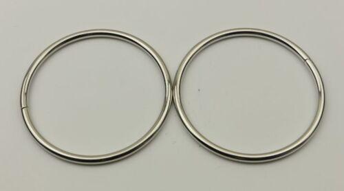 Metal Round O Ring Open Loop Hoop Purse Handle Belt Buckle Dreamcatcher Macrame