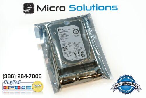 """Dell 3TB 6G 7.2K 3.5/"""" SAS DPTW9 0DPTW9 HDD Hard Drive"""