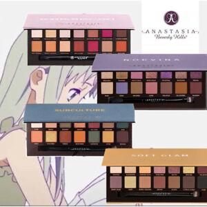 Anastasia Beverly Hills Soft Glam,Norvina,Modern,Subculture Eye Shadow Palette