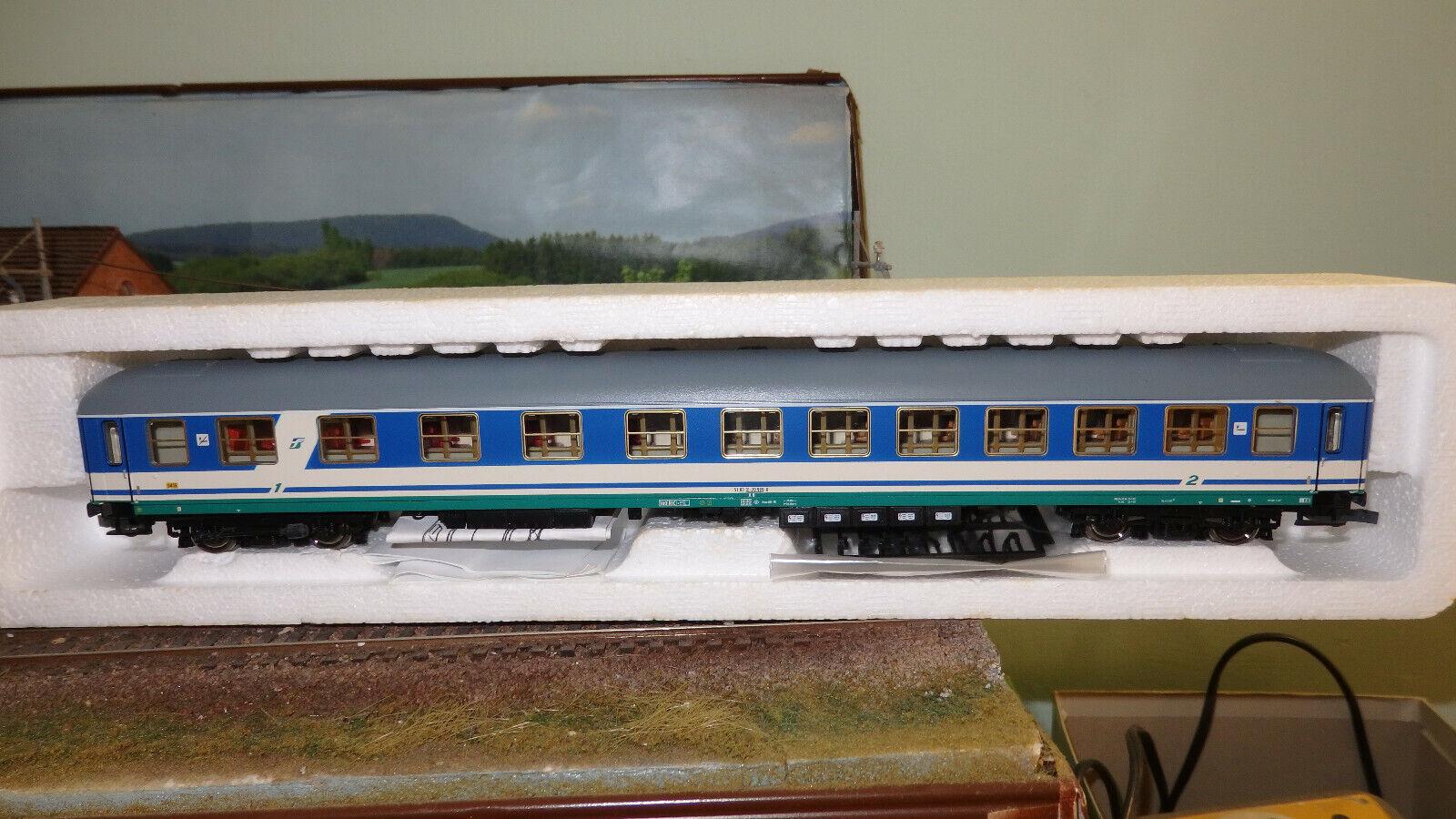 punti vendita ROCO 45180  autoROZZA Mista Mista Mista XMPR PAX, fascia blu su finestrini, autorelli MD50 FS  qualità ufficiale