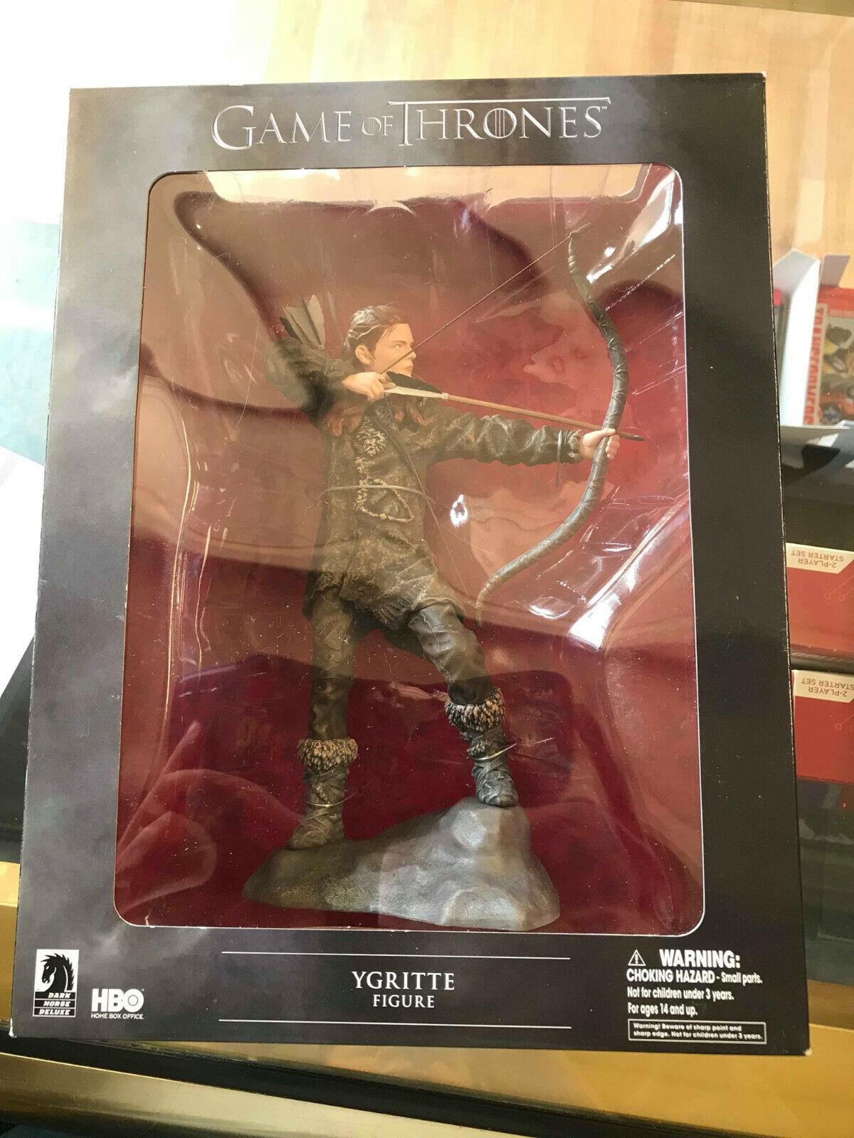 Brand New Dark Pferd HBO Figure buchstabieren of Thrones Collectable - Ygritte