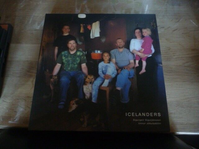 Icelanders, Sigurgeir Sigurjónsson - Unnur