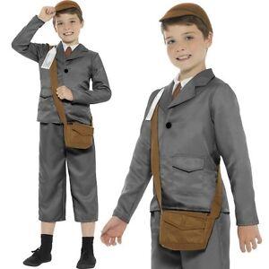 7b01e5d343458 Caricamento dell immagine in corso Bambini-1940s-Costume-da-Ragazzo-Anni -039-40-