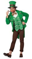 Fighting Irish Lucky Leprechaun St Patrick's Day Notre Dame Adult Costume