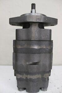 Cat® K27098 Hydraulic Pump Tapered Shaft New