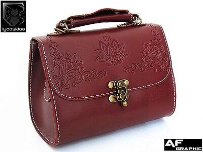 AF17a Vintage Leather Case Bag for Fujifilm Instax mini 90 8 7S 7 70 25 50S 55