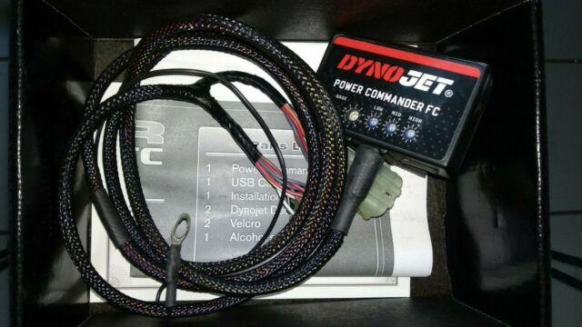 Dynojet Power Commander Fuel Controller 02-12 SUZUKI DL1000