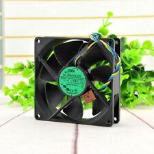 For ADDA AD1212UB-A73GL fan 120*120*25mm 0.50A 12CM 4pin #SP62