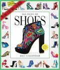 365 Days of Shoes Picture-a-day Wall Calendar 2017 Workman Book