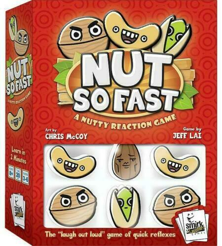 Nut So Fast Game NIB