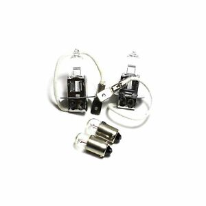 Audi A3 8P 100w Super White Xenon HID Low//Side Headlight Headlamp Bulbs Set
