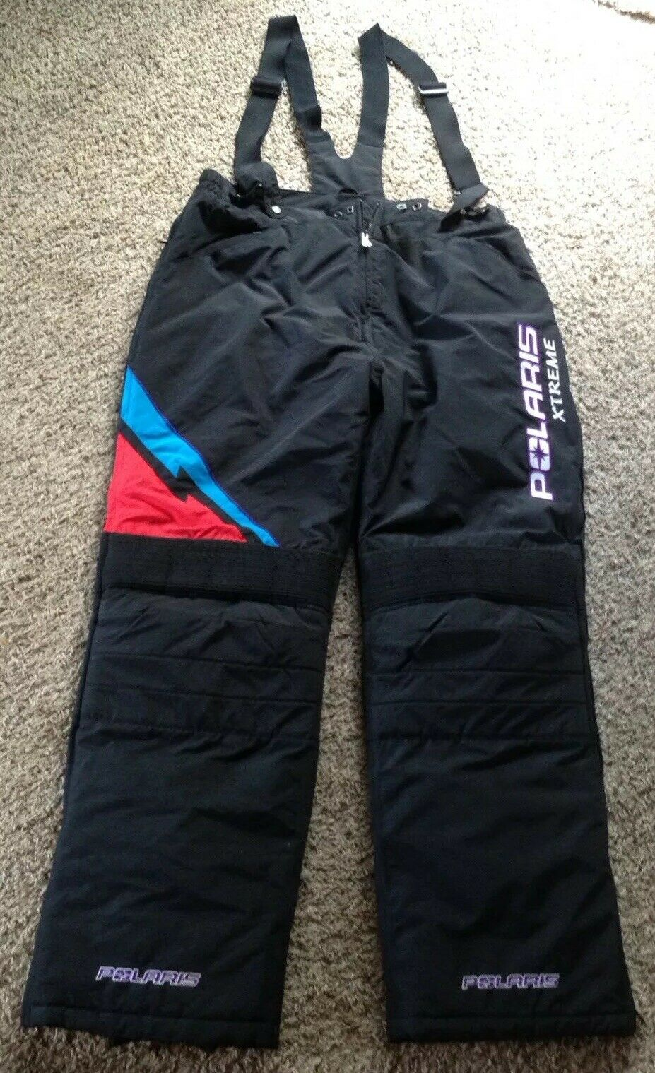 POLARIS EXTREME Insulated Quilt Lined Full Zip  SNOWMOBILE PANTS - Men's XL  first-class service