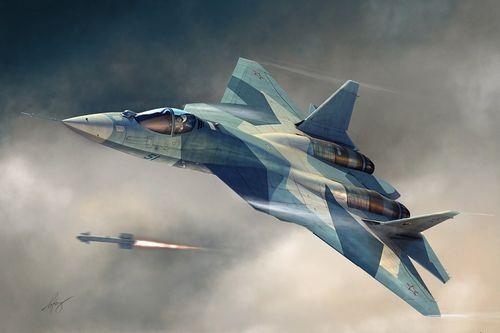 HOBBYBOSS RUSSIAN T-50 PAK-FA 1 72 COD.87257