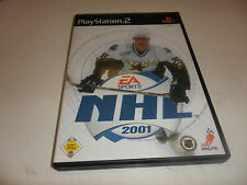 PlayStation 2  PS 2  NHL 2001