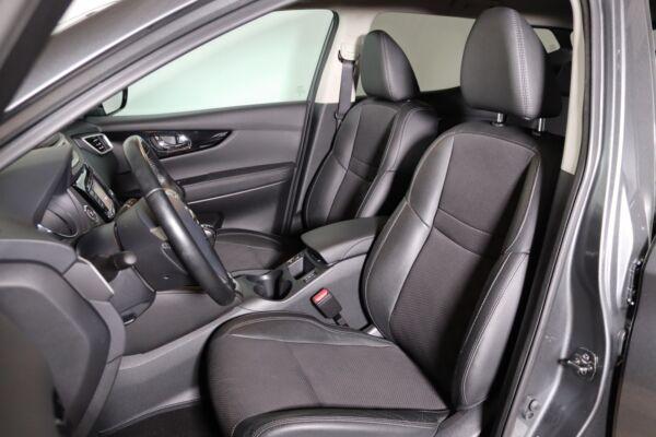 Nissan Qashqai 1,5 dCi 110 N-Tec - billede 4