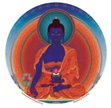Mandala Arts Window Sticker: Medicine Buddha