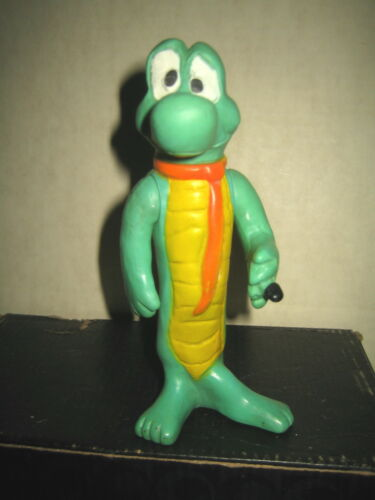 1 RARE HTF VINTAGE ALBERT ALLIGATOR BY WALT KELLY COLLECTABLE FIGURE SOLD AS IS