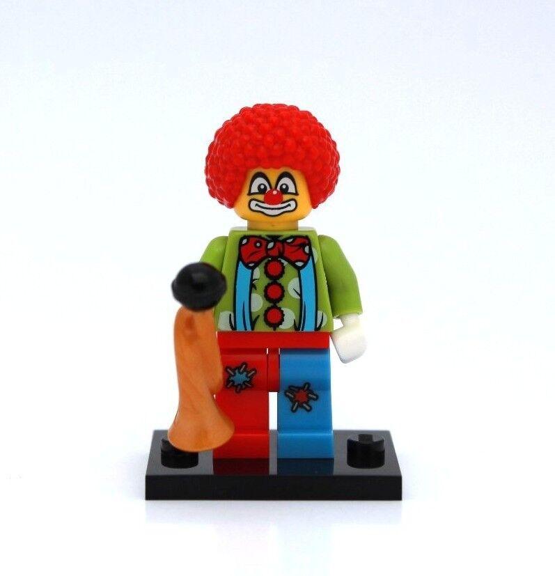 Neu Lego Minifiguren Serie 1 8683 - Zirkus Clown