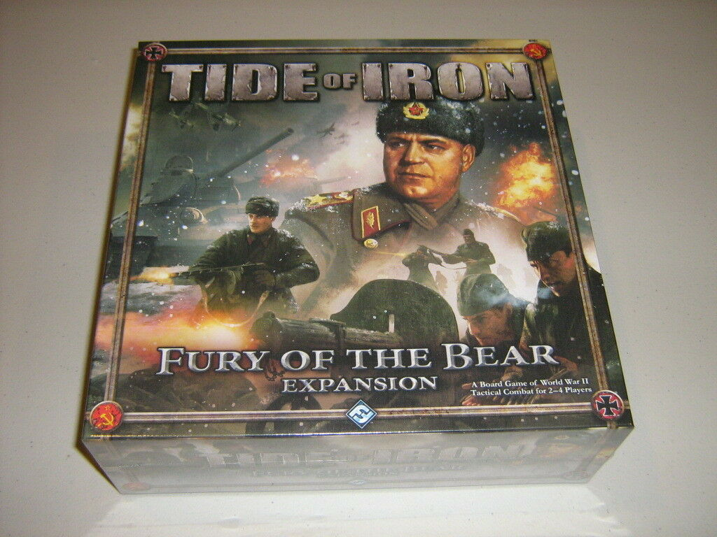 Tide of Iron: Fury of the Bear Expansion  Nuovo
