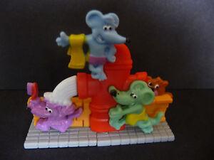 Jouet kinder Puzzle 3D Street Life in Mainhattan 701165 Allemagne 1996 +BPZ 8Zlve6rj-08025528-467310145