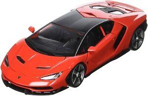 Lamborghini Centenario 770-4 rot 2016 - 1:18 Maisto